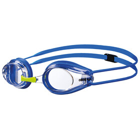 arena Tracks Goggle Juniors clear-blue-blue